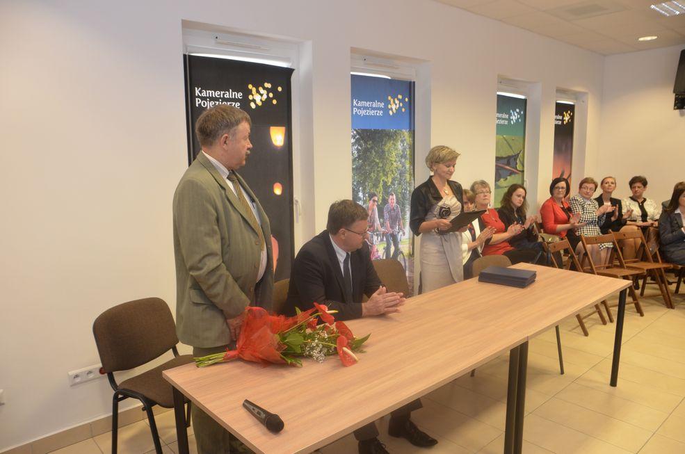 Uroczyste otwarcie Nowej siedziby Poradni Psychologiczno – Pedagogicznej